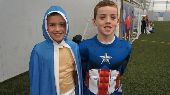 Blantyre Soccer Academy raise more than 1000 for the STV Appeal